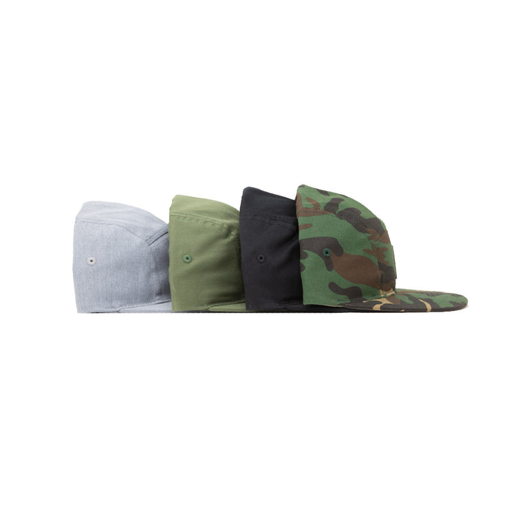 ATH 5-Panel Strapbacks