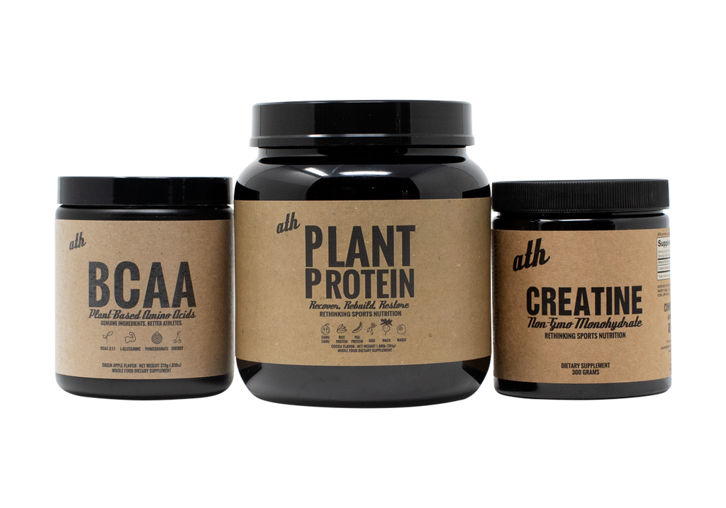 Plant-Based Recovery Bundle
