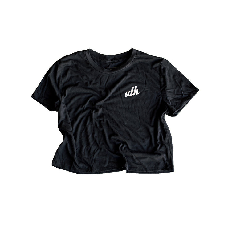 ATH Womens Crop Top