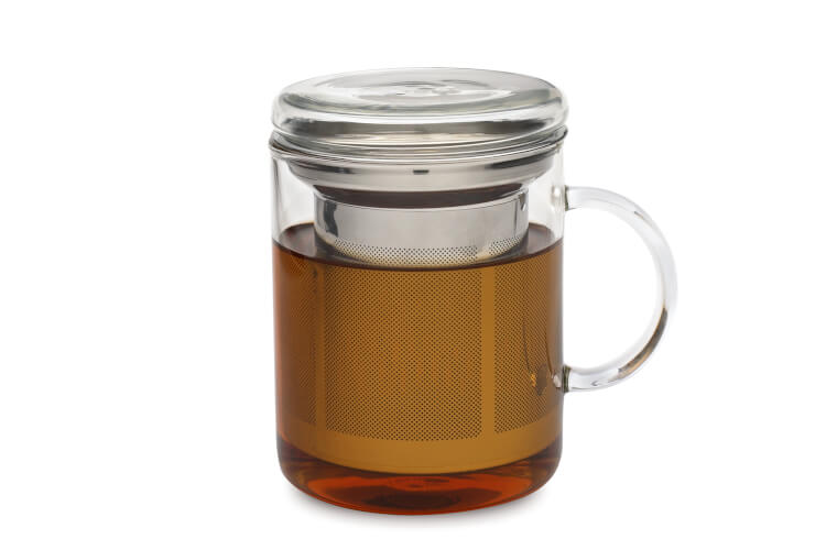 Glass Mug & Infuser