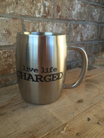 14oz LLC Barrel Mug