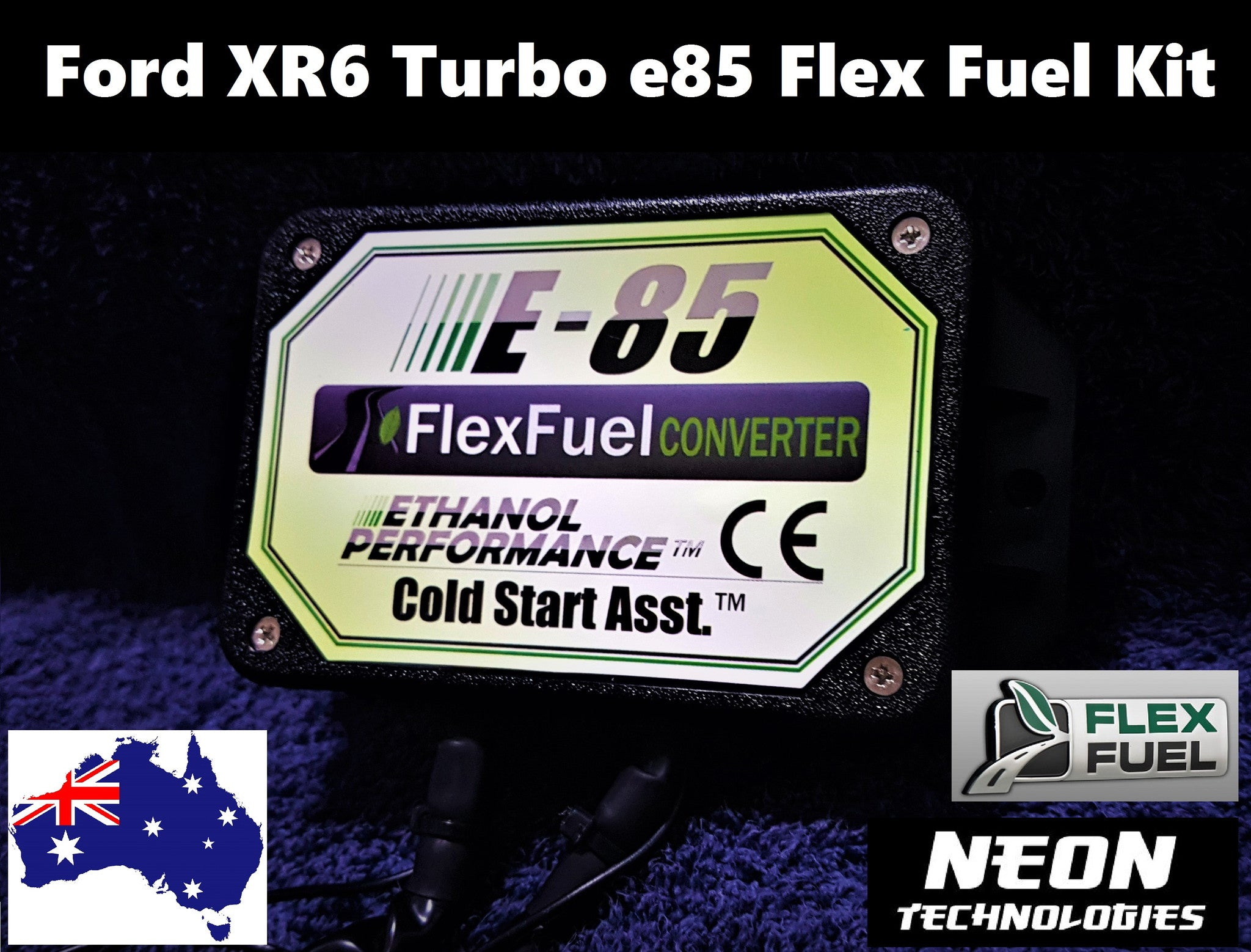 Ford Xr6 Turbo E85 Flex Fuel Conversion Kit