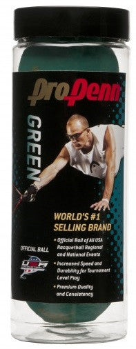 Green 3-Ball Can