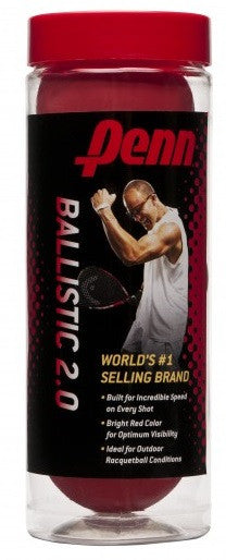 Red 3-Ball Can