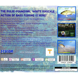 Action Bass for PlayStation 1 back