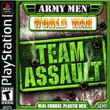 Army Men: World War Team Assault for PlayStation 1