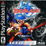 Beyblade Let it Rip for PlayStation 1