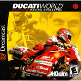 Ducati World Racing Challenge - Sega Dreamcast Game - Complete