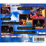 NBA 2K - Sega Dreamcast Game - Complete
