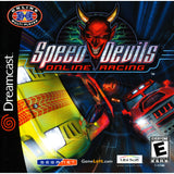 Speed Devils Online Racing - Sega Dreamcast Game - Complete