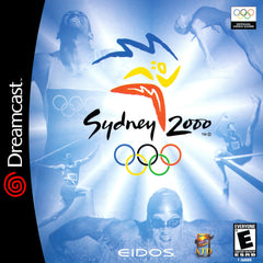 Sydney 2000 - Sega Dreamcast Game - Brand New