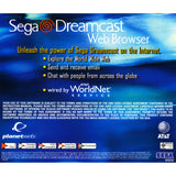 Web Browser 1.0 - Sega Dreamcast - Brand New