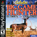 Cabela's Big Game Hunter: Ultimate Challenge for PlayStation 1