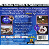 Cabela's Big Game Hunter: Ultimate Challenge for PlayStation 1 back