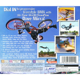 Dave Mirra Freestyle BMX for PlayStation 1 back