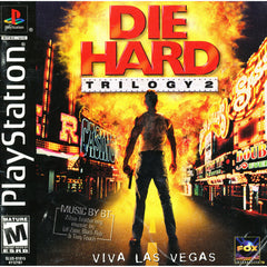 Die Hard Trilogy 2 for PlayStation 1