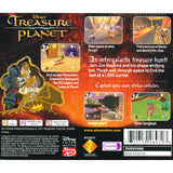 Disney's Treasure Planet for PlayStation 1 back