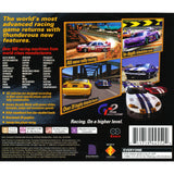 Gran Turismo 2 for PlayStation 1 back