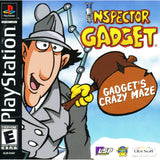 Inspector Gadget for PlayStation 1