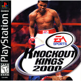 Knockout Kings 2000 for PlayStation 1