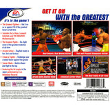 Knockout Kings 2000 for PlayStation 1 back