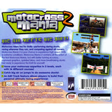 Motocross Mania 2 for PlayStation 1 back