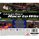 NASCAR 99 for PlayStation 1 back