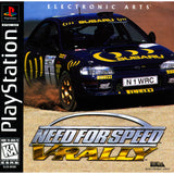 Need for Speed: V-Rally for PlayStation 1