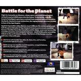 Planet of the Apes for PlayStation 1 back