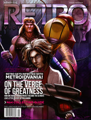 RETRO Video Game Magazine, Issue 05 2014, Metroid, Castlevania