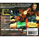 Tomb Raider Chronicles for Dreamcast back