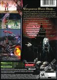 Castlevania Curse of Darkness for Xbox back