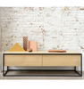 Monolit TV Cupboard by Ethnicraft