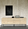 Ethnicraft Oak Ligna Sideboard