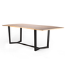 Oak Facette Dining Table by Ethnicraft