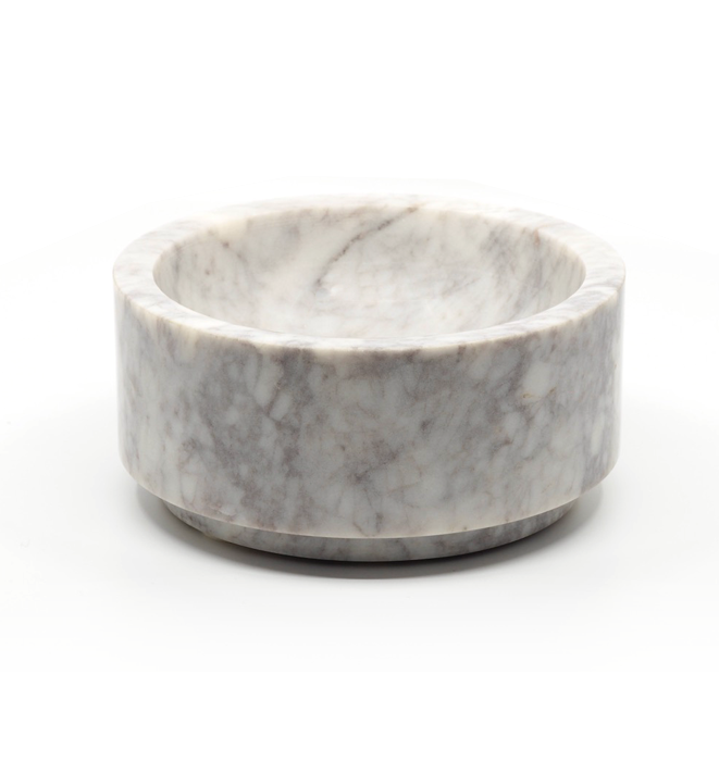 Marble Shadow Bowl - Opal