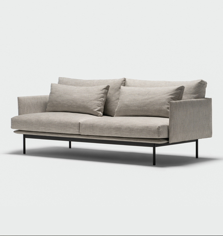 Cherry 2 Seater Sofa