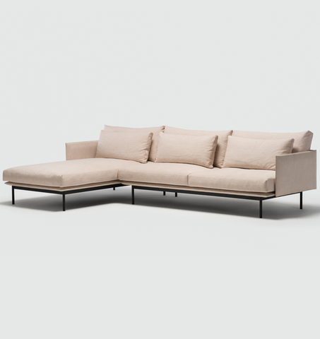 Cherry L Sofa by Tolv
