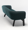 Copal 3 Seater Sofa by Tolv
