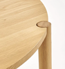 Cove Dining Table by Sketch - Round
