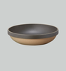 HASAMI PORCELAIN Round Bowl - Black Medium