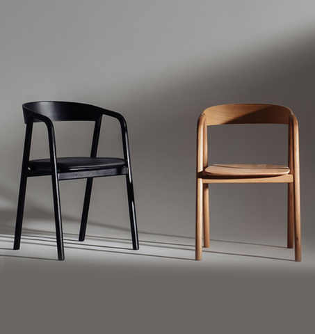 Inlay Dining Chair by Tolv