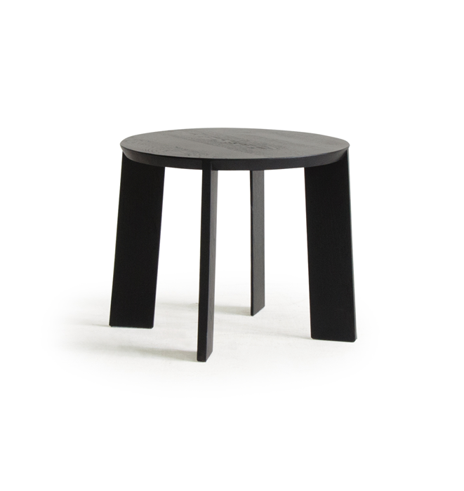 Kile Coffee Table in Black | Kartique