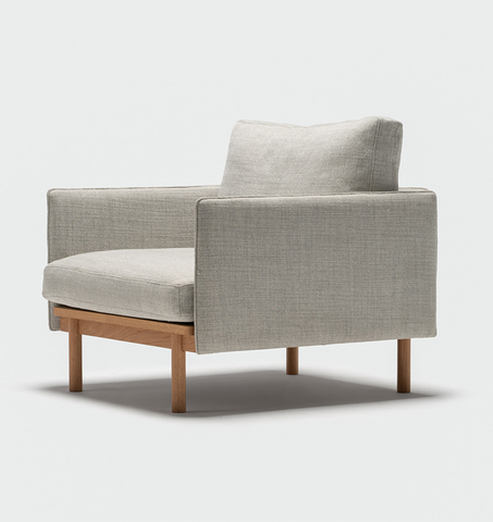 Pensive Arm Chair by Tolv