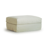 Sloopy Ottoman by Sketch