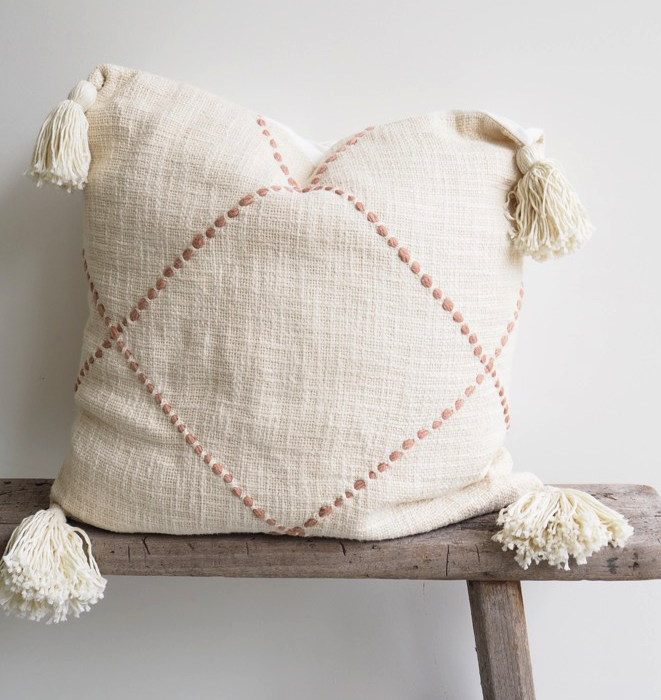 Gazebo Blush Cushion
