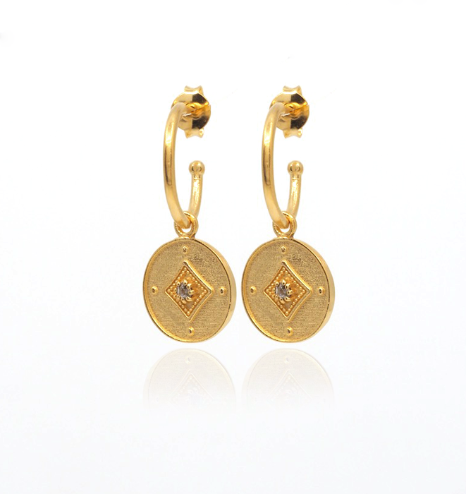 Kostis Diamond Earrings