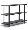 Farnsworth Shelf by Tolv - Low Black