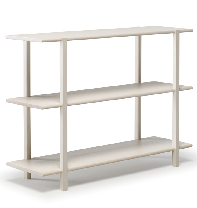 Farnsworth Shelf by Tolv - Low Bone