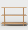 Farnsworth Shelf by Tolv - Low Natural